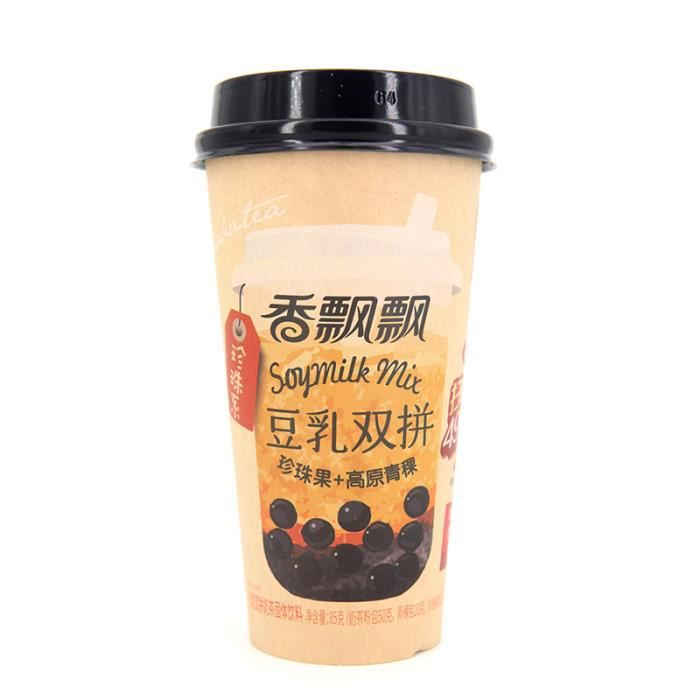 Bubble Tea au lait de soja 80g