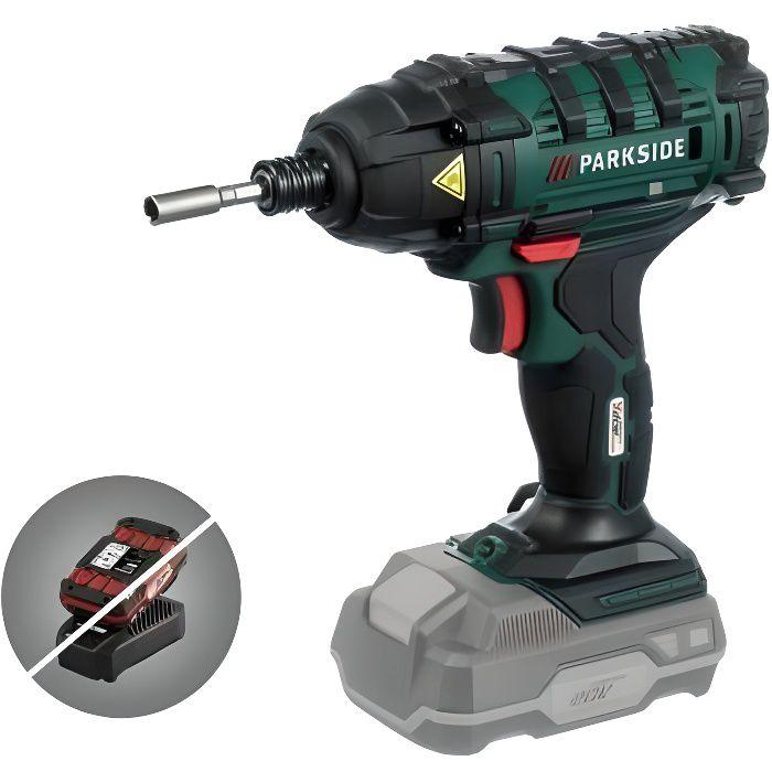 PARKSIDE® Clé à chocs sans fil PARKSIDE® »PDSSA 20-Li A1«, lampe LED, sans batterie