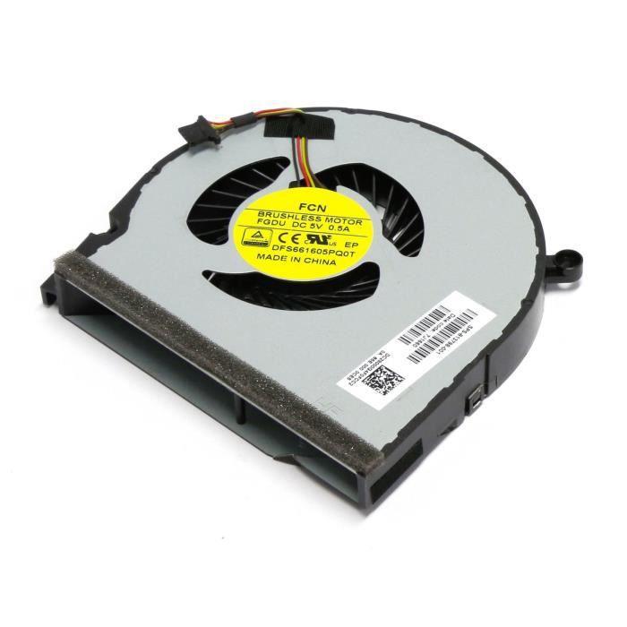 Ventilateur pour PC Portable HP ENVY 17-N 17-n106nl