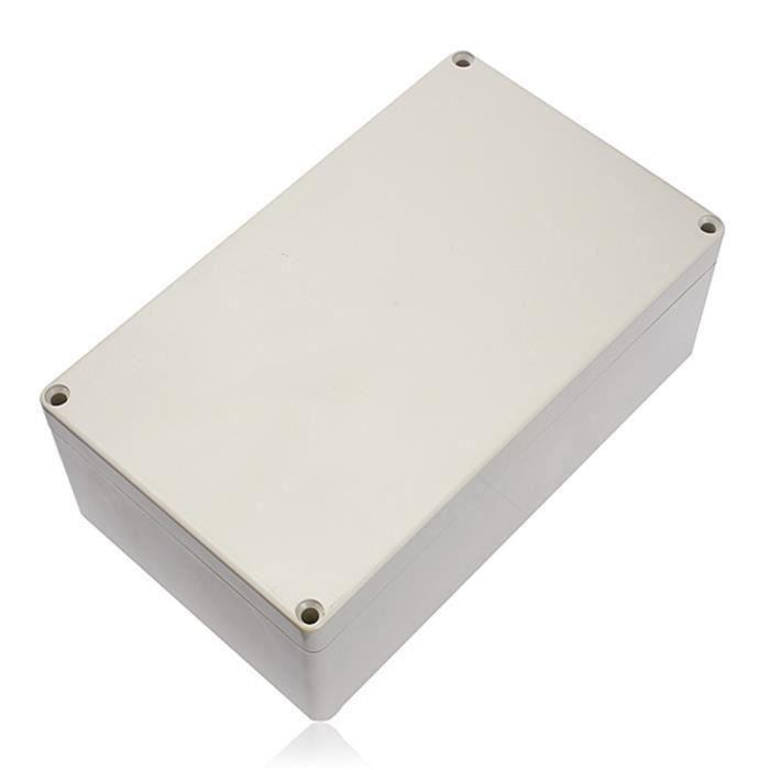 Boîte Plastique ÉTANCHE ABS Electronique Protection @R7