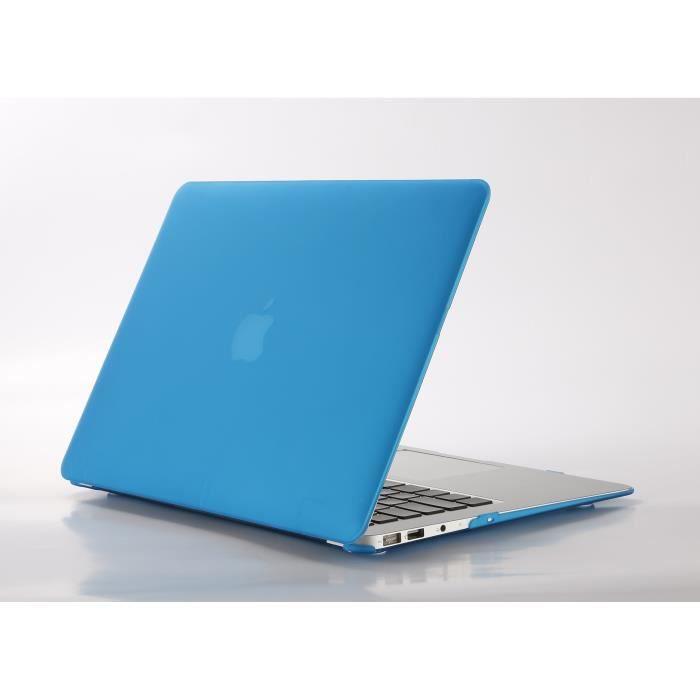 WE Coque de protection pour Macbook Pro 13,3 - Bleu