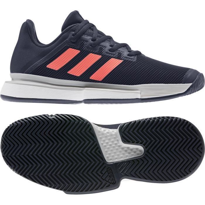 Chaussures de tennis femme adidas SoleMatch Bounce HC
