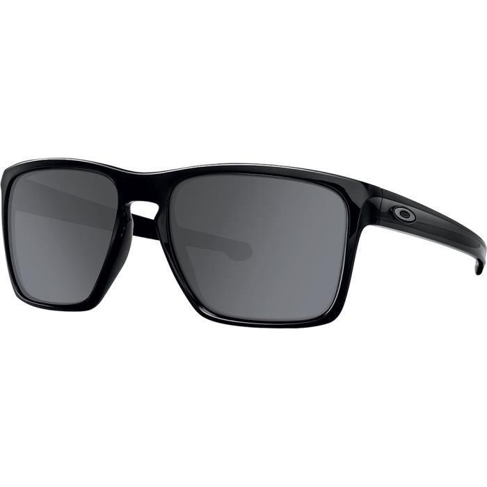 Lunettes de soleil Oakley Sliver XL Noir Brillant Black Iridium - 57