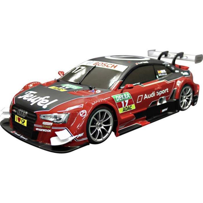 Carrosserie Reely Audi RS5 DTM Teufel 1552978 1:10 205 mm verni, découpé, décoré 1 pc(s) - VEHICULE A CONSTRUIRE - ENGIN TERRESTRE A