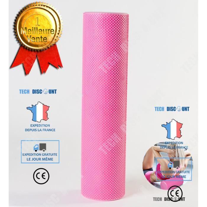 TD® rouleau de massage contre douleur musculaire mal de dos mal de nuque lombaire anti douleur santé musculation accessoire cadeau