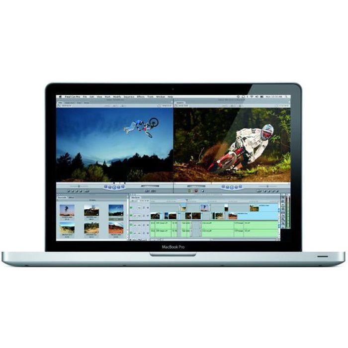 "PC RECONDITIONNÉ Macbook Pro 15"" A1286 Intel Core 2 Duo 2009"