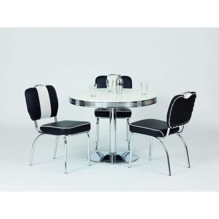Table rabattable cuisine paris ensemble table 4 chaises for Table ronde 4 chaises