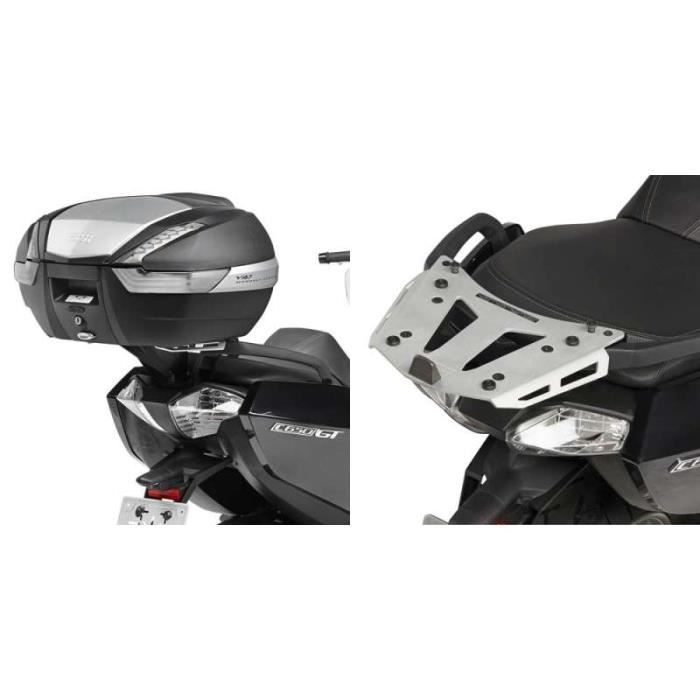 SAC - SACOCHE MOTO Support alu Top Case Givi MONOKEY (SRA5106) BMW…