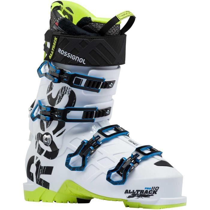 Chaussures Alltrack 110 De White Rossignol Pro Ski Homme H9WD2EIY
