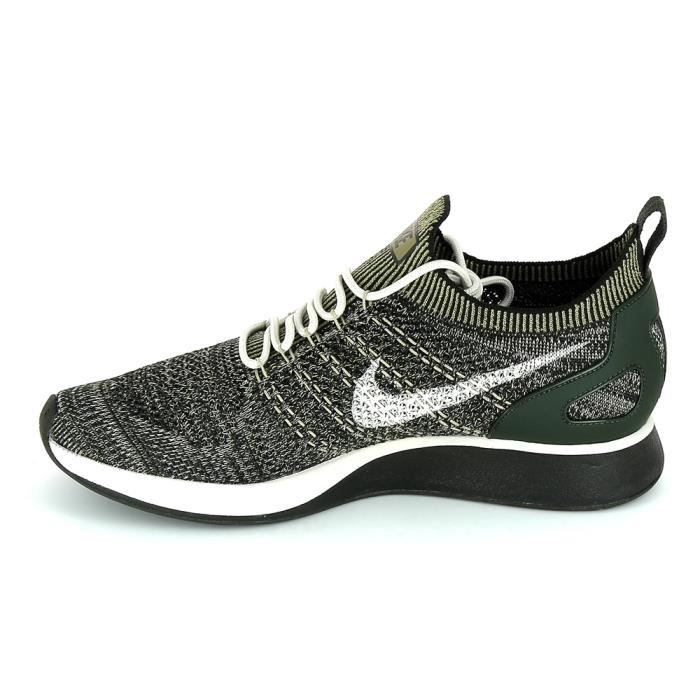Basket mode - Sneakers NIKE Air Zoom Mariah Flyknit Racer Kaki 918264-301