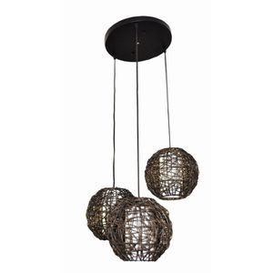suspension luminaire 3 boules achat vente suspension luminaire 3 boules pas cher les. Black Bedroom Furniture Sets. Home Design Ideas