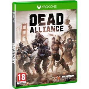 JEU XBOX ONE Dead Alliance Jeu Xbox One