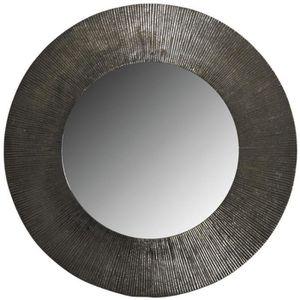 La Grande Prairie Miroir Rond Patin/é 60cm