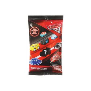 VOITURE - CAMION Disney Cars 3 Micro Racers aveugles Sac