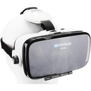 LUNETTES 3D VA4s, Casque VR Compatible avec iPhone X XS et Sma