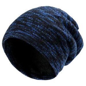 BONNET - CAGOULE AHOOME Bonnets d'Hiver Chaud Tricoté avec doublure
