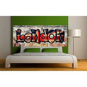 frise murale london achat vente frise murale london. Black Bedroom Furniture Sets. Home Design Ideas
