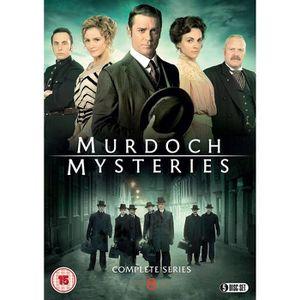 DVD FILM Murdoch Mysteries: Series 8 [Import anglais]