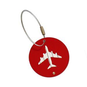 VALISE - BAGAGE Rouge Nouvelle Étiquette de Bagage Accessoires de