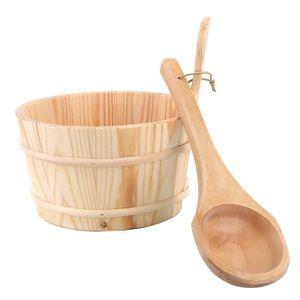 eliga Louche en bois coud/é 30 cm