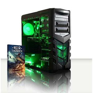 UNITÉ CENTRALE  VIBOX Scope 1 PC Gamer Ordinateur avec War Thunder