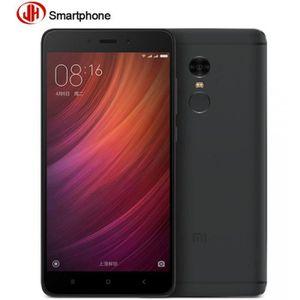 SMARTPHONE Xiaomi Redmi Note 4 64 Go Noir Smartphone