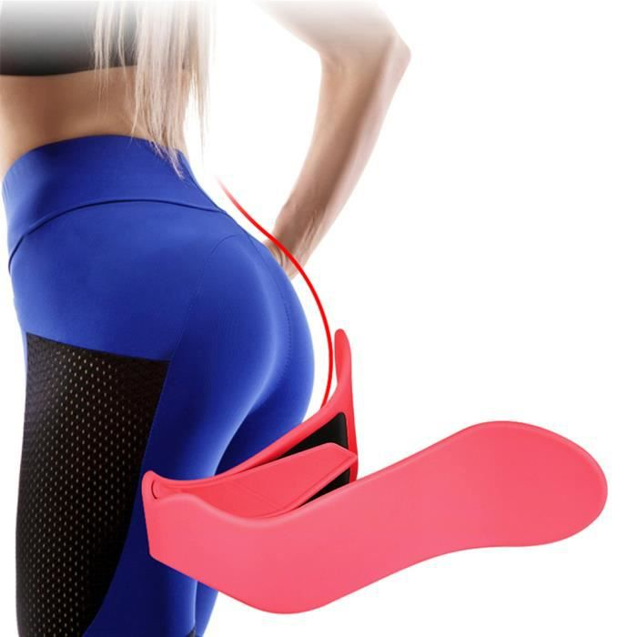 Hip Trainer Gym Pelvic Floor Sexy Inner Thigh Exerciser Home Equipment Fitness Correction Buttocks Butt Device