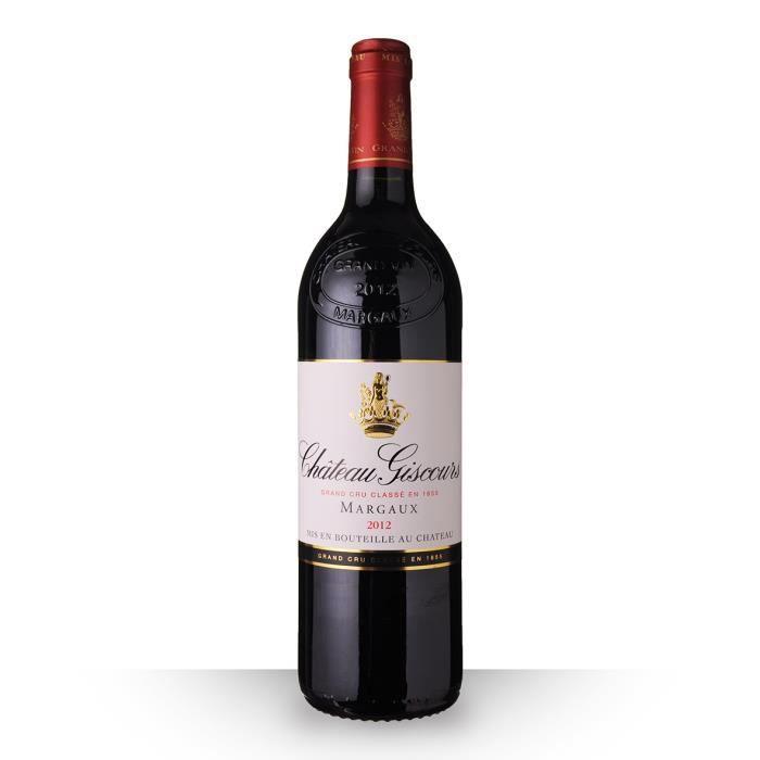 Château Giscours 2012 Rouge 75cl AOC Margaux - Vin Rouge