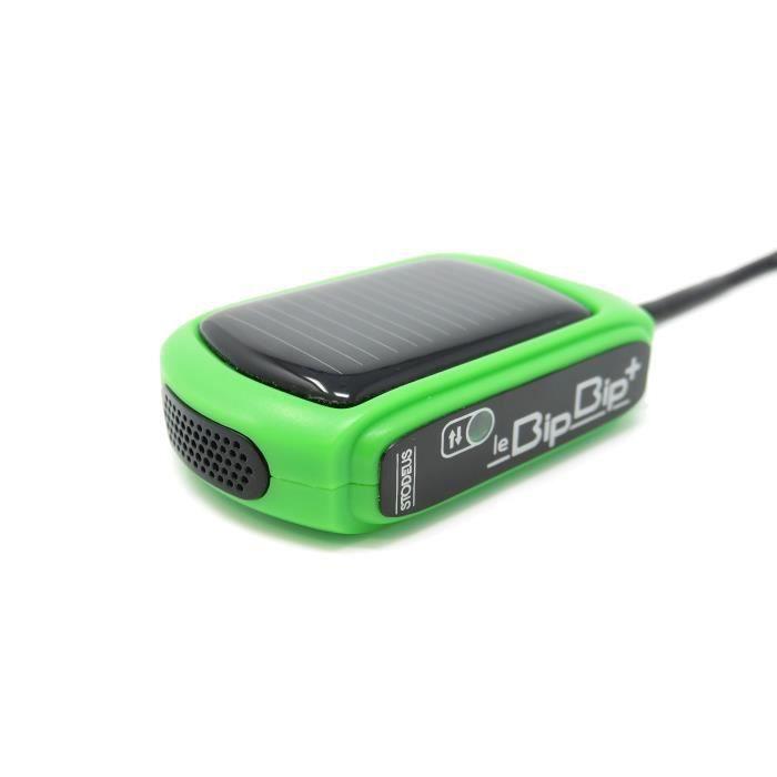 leBipBip+ mini variomètre solaire audio pour parapente