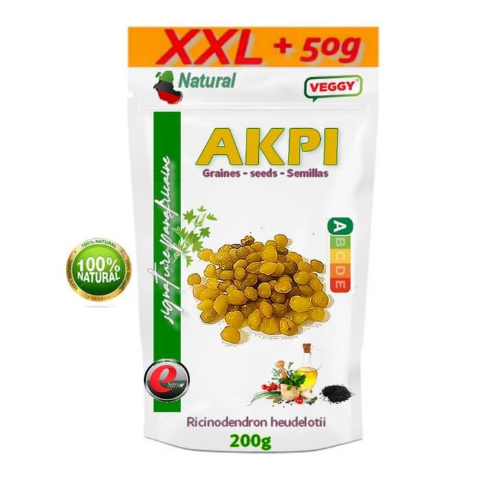 Akpi graines qualité supérieure 100G
