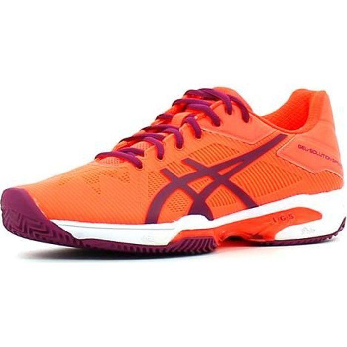 Chaussures de tennis Asics Gel Solution speed 3 Clay Femme