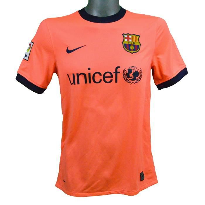 Maillot extérieur FC Barcelone 2009/2010 Messi