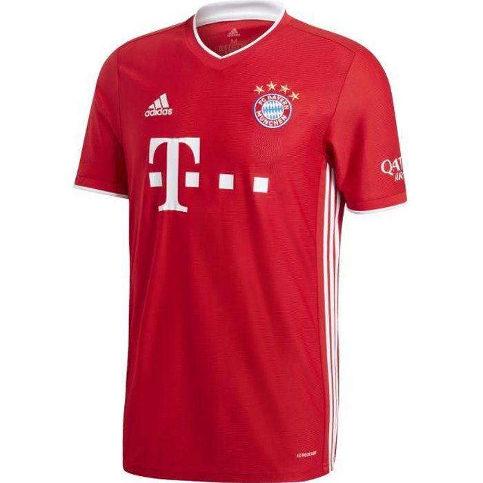 Maillot domicile FC Bayern Munich 2020/21