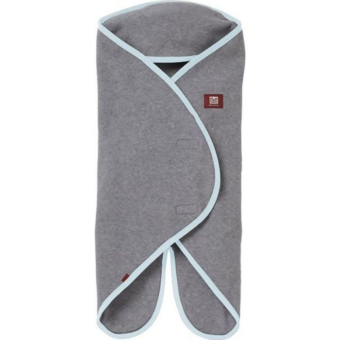 Red Castle Couverture Babynomade simple polaire 6-12 mois gris