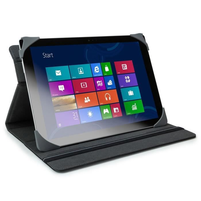 TARGUS Coque de protection universelle Fit N' Grip pour tablettes 12.2\