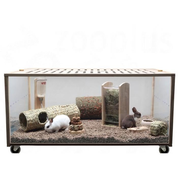 clapier cage lapin parc enclos cage pour lapin et rongeur l 118 5 x l 78 5 x h 61 cm achat. Black Bedroom Furniture Sets. Home Design Ideas