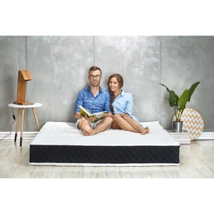 matelas oxam tournesol dream latex 80x190 achat vente matelas cdiscount. Black Bedroom Furniture Sets. Home Design Ideas