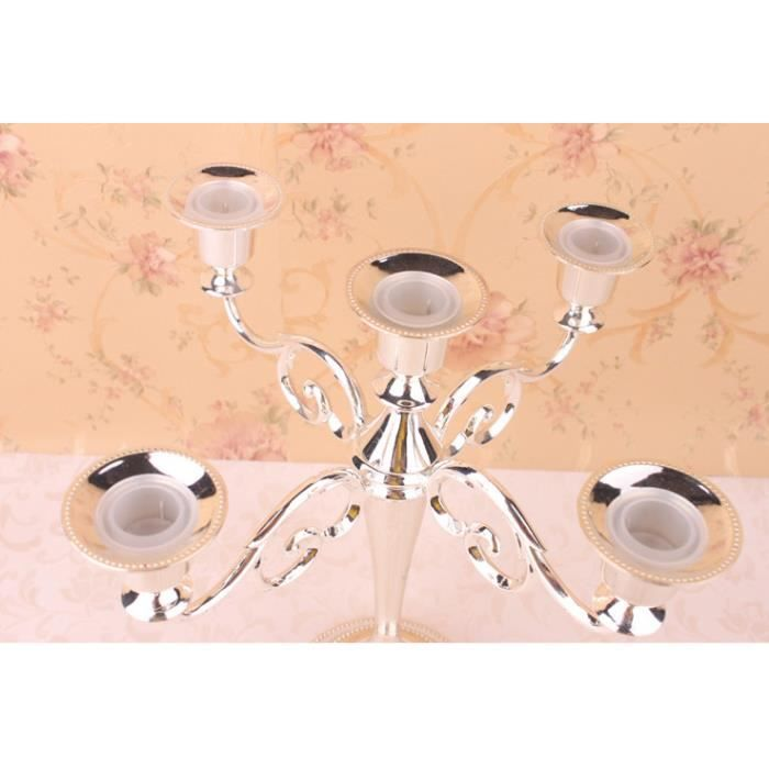 chandelier table achat vente chandelier table pas cher cdiscount. Black Bedroom Furniture Sets. Home Design Ideas
