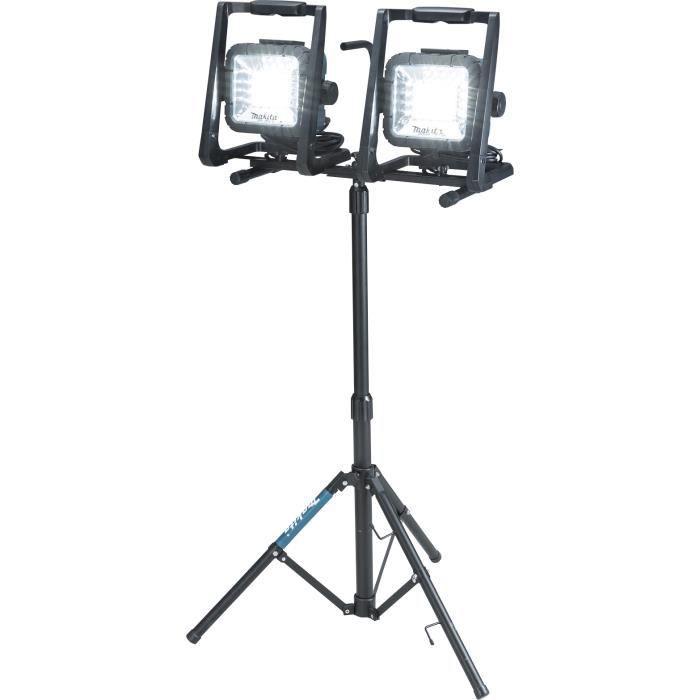 trépied Makita DML805 18 V 110 V LXT li-ion DEL Travail Lumière Site Light