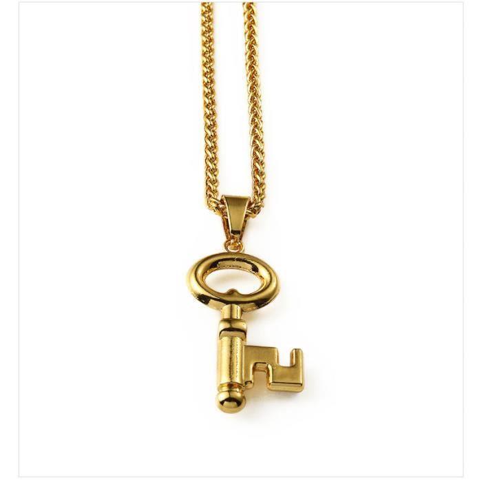 """Argent Sterling 925 Scorpion Pendentif Simulé Diamant Collier Hip Hop 2.30/"""""""