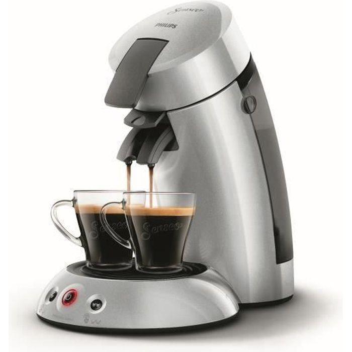 MACHINE À CAFÉ PHILIPS HD6554/51 Machine à café à dosette Origina