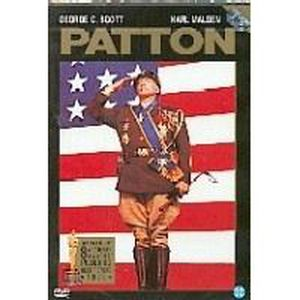 DVD FILM PATTON