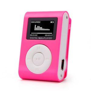 MP3 ENFANT  lecteur MP3 Mini lecteur multimédia de musique le