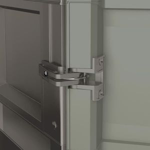 ETABLI - MEUBLE ATELIER Icaverne Distingue etabli - systeme perfo - armoir