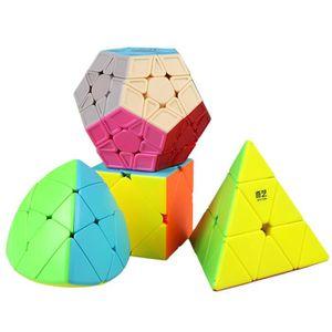 CUBE ÉVEIL Qiyi Jeu de cubes magiques en forme spéciale Jouet
