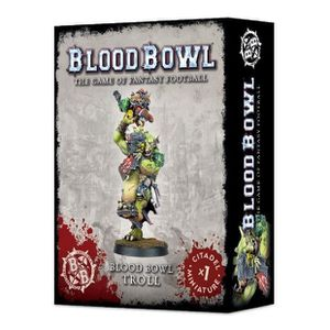 FIGURINE - PERSONNAGE Blood Bowl - Troll 200-24