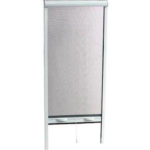MOUSTIQUAIRE OUVERTURE Moustiquaire enroulable en aluminium pour porte -