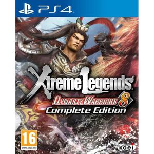 JEU PS4 Dynasty Warriors 8 Xtreme Legends (Playstation 4)