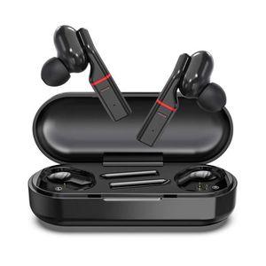 CASQUE - ÉCOUTEURS Écouteur Bluetooth Muzili Ecouteurs sans Fil Sport