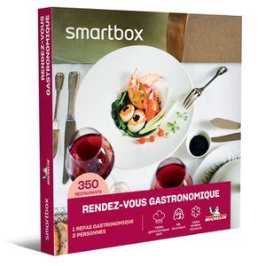 COFFRET SÉJOUR SMARTBOX - Coffret Cadeau - Rendez-vous gastronomi